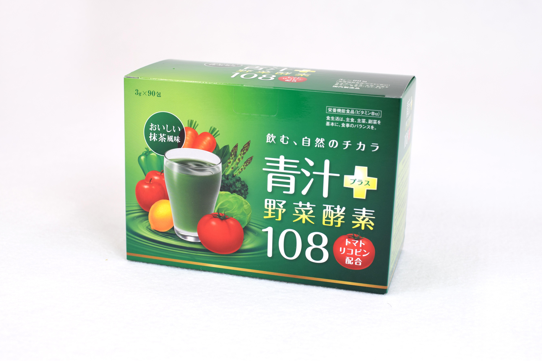 青汁酵素108